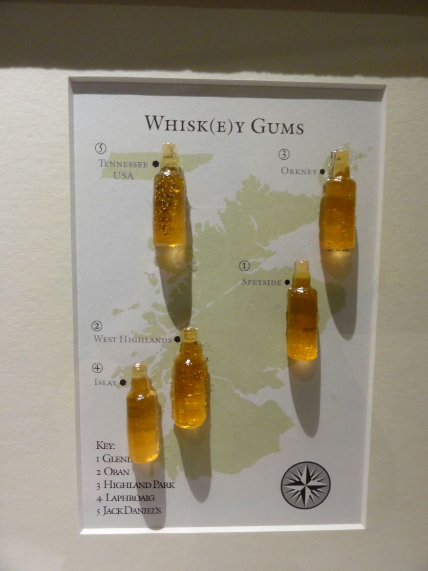 Whiskey Wine Gums